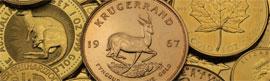 Goldmünzen verkaufen - Infos zur Ankaufsabwicklung