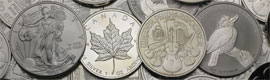 Silbermünzen verkaufen - Infos zur Ankaufsabwicklung