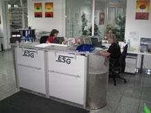 ESG Telefonzentrale
