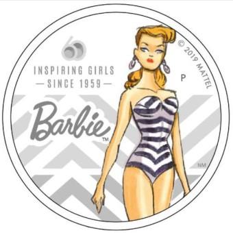"Silbermünze 1oz 2019 ""Barbie"" Perth Mint"