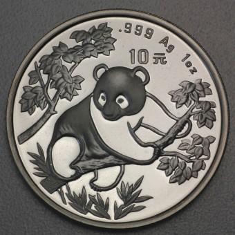 "Silbermünze 1oz ""China Panda - 1992"""