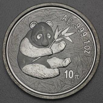 "Silbermünze 1oz ""China Panda - 2000"""