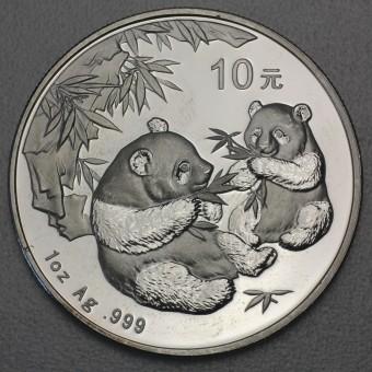 "Silbermünze 1oz ""China Panda - 2006"""