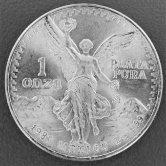 """Silbermünze 1oz """"Libertad - 1983"""""""
