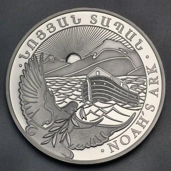 "Silbermünze 5kg ""Arche Noah 2012"" Armenien"