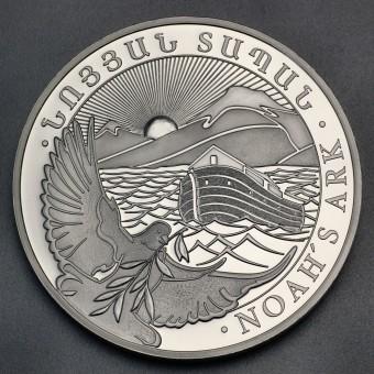 "Silbermünze 5oz ""Arche Noah"" (alte Jahrg.)"