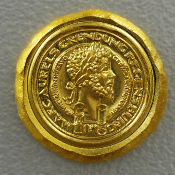 "Flussgold-Medaille 2019 ""Regensburg Donaugold"""