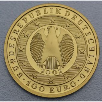 "Investmentpaket BRD ""20x 100Euro Goldmünzen"""