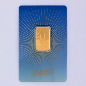 """Goldbarren 10g PAMP """"Mekka - Ka Bah"""""""