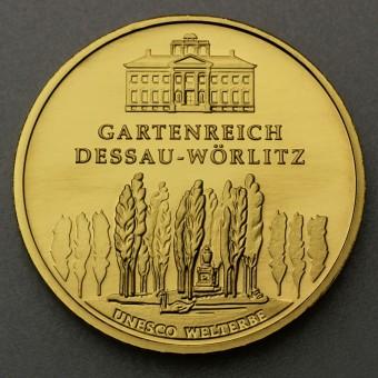 "Goldmünze ""100Euro BRD 2013 Dessau-Wörlitz"""