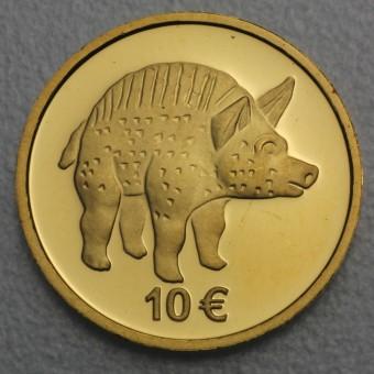"Goldmünze ""10 Euro-2006"" (Luxemburg)"