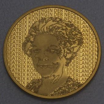 """Goldmünze """"10 Euro-2006"""" (Niederlande)"""