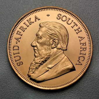 "Goldmünze 1/10oz ""Krügerrand"" (Südafrika)"