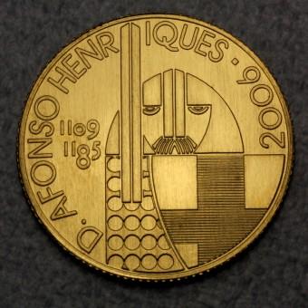 """Goldmünze """"1/20oz 2006 - Alfons d. Eroberer"""""""