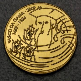 """Goldmünze """"1/20oz 2009 - Vasco da Gama"""""""