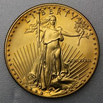 "Goldmünze 1/2oz ""American Eagle"" (USA)"