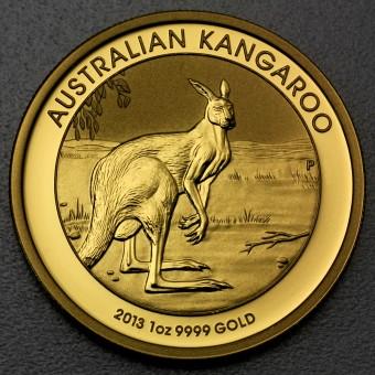 "Goldmünze 1oz ""Känguru 2013"" (Australien)"