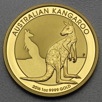 "Goldmünze 1oz ""Känguru 2016"" (Australien)"