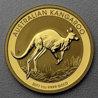 "Goldmünze 1oz ""Känguru 2017"" (Australien)"