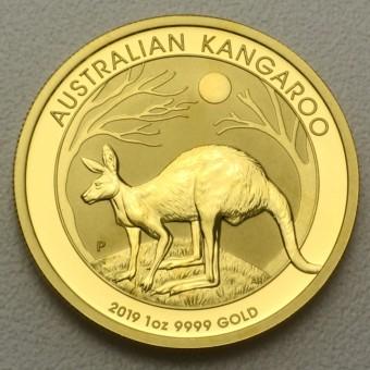 "Goldmünze 1oz ""Känguru 2019"" (Australien)"