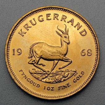 "Goldmünze 1oz ""Krügerrand 1968"""