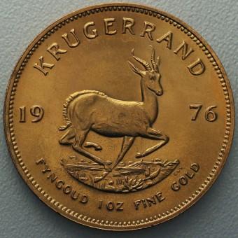 "Goldmünze 1oz ""Krügerrand 1976"""