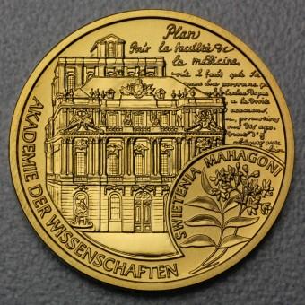 """Goldmünze """"50 Euro-2007 Swieten"""" (Österreich)"""