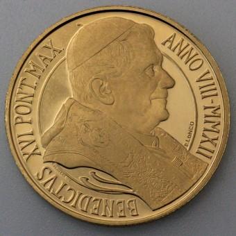 "Goldmünze ""50 Euro-2012 Bekehr. Paulus"" (Vatikan)"