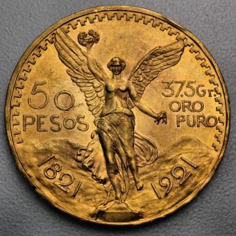 "Goldmünze ""50 Pesos Centenario"" (Mexiko)"