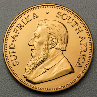 "Goldmünze 5oz ""Krügerrand"" (Südafrika)"