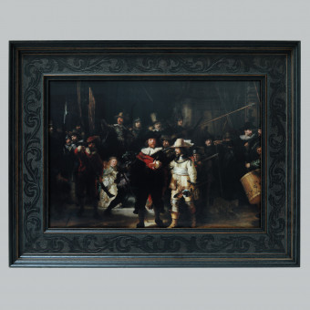 "Art Coin ""Night Watch / Nachtwache - Rembrandt"""
