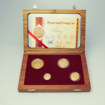 Krügerrand Prestige Set - 2003 PP (Südafrika)