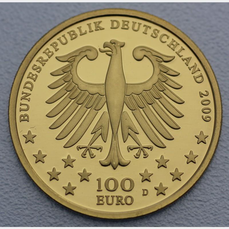 Goldpreis aktuell in Euro und US Dollar