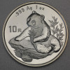 "Silbermünze 1oz ""China Panda - 1998"""