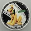"Silbermünze 1oz ""Disneys Pluto 2014"" (Niue) PP & koloriert"