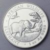 """Silbermünze 1oz """"Somalia Elefant 2019"""""""