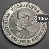 """Silbermünze """"Kookaburra - 1993"""" 10oz"""
