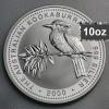 """Silbermünze """"Kookaburra - 2000"""" 10oz"""