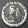 """Silbermünze """"Kookaburra - 2013"""" 1oz"""