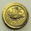 "Flussgold-Medaille 2019 ""Rheingalere Rheingold"""