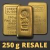 """Goldbarren 250g """"Resale"""" (div. Hersteller)"""