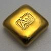 """Goldbarren 50g """"Goldknuffel"""" Au-Gussbarren"""