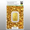 """Goldbarren 5g """"Fairtrade Gold"""" (999,9 Au), Blister"""