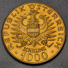 """Goldmünze """"1000 Schilling/Babenberger"""" (Österr.)"""