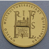 "Goldmünze ""100Euro BRD 2003 Quedlinburg"""