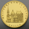 """Goldmünze """"100Euro BRD 2012 Aachen"""""""
