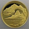 """Goldmünze 100 Dollar """"Eskimo 1980"""" (Kanada)"""