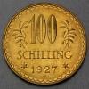 """Goldmünze """"100 Schilling/Republik"""" (Österreich)"""