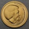 """Goldmünze """"10 Euro-2002"""" (Niederlande)"""
