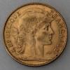"Goldmünze ""10 Francs/Marianne-Coq"" (Frankreich)"